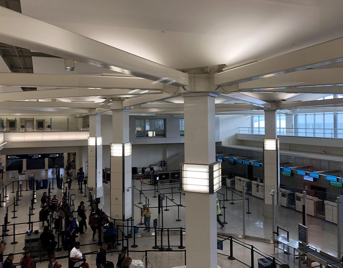 Rutherford Chekene Oakland International Airport