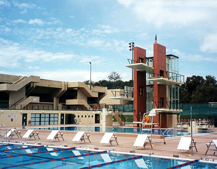 Rutherford Chekene Stanford University Avery Aquatic Center